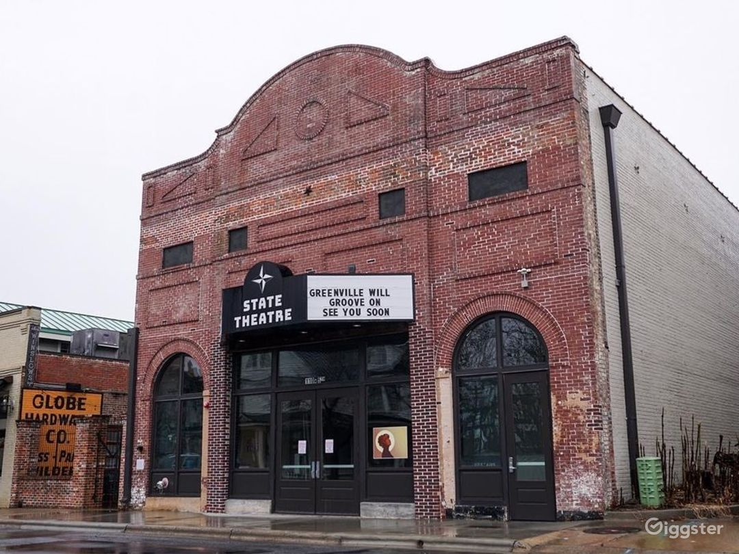 Live Music Venue & Event Space in Downtown Greenville Photo 1