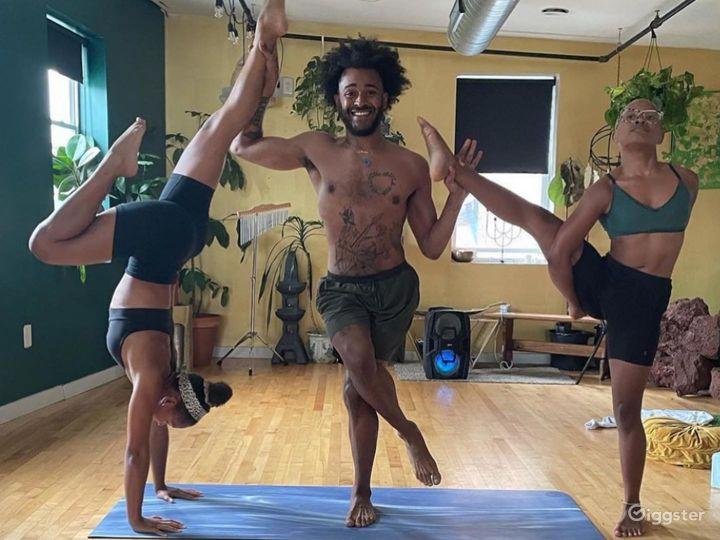 Yoga Studio - 1st Floor Photo 3