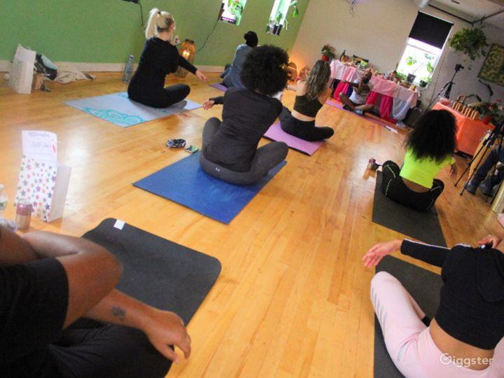 Yoga Studio - 1st Floor Photo 4