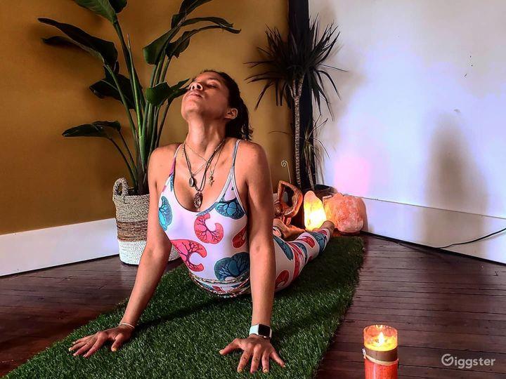 Yoga Studio - 1st Floor