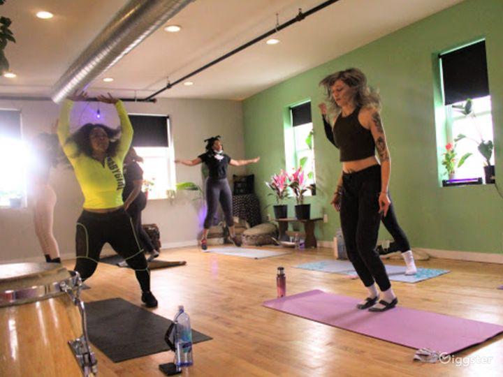 Yoga Studio - 1st Floor Photo 5