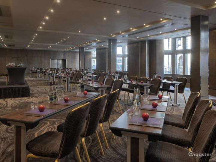 Meetings & Event Space for up to 240 people in Bloomsbury, London Photo 2