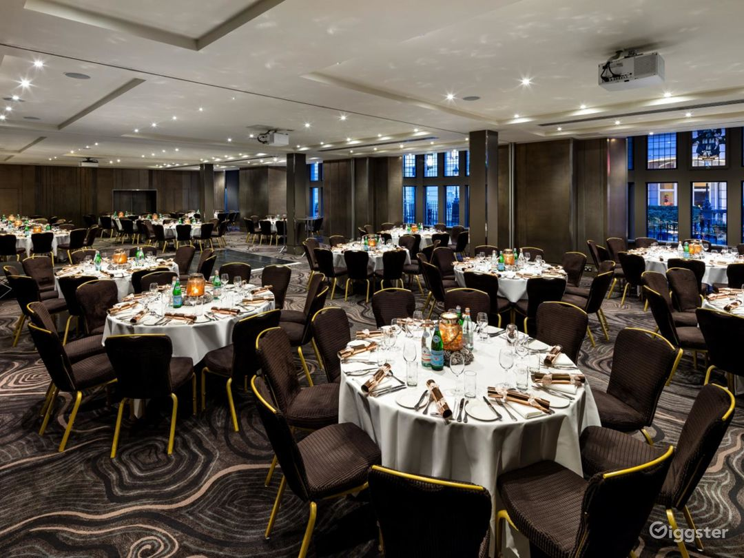 Meetings & Event Space for up to 240 people in Bloomsbury, London Photo 1