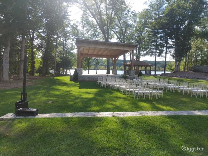 Scenic Amphitheatre for Events in North Providence Photo 4