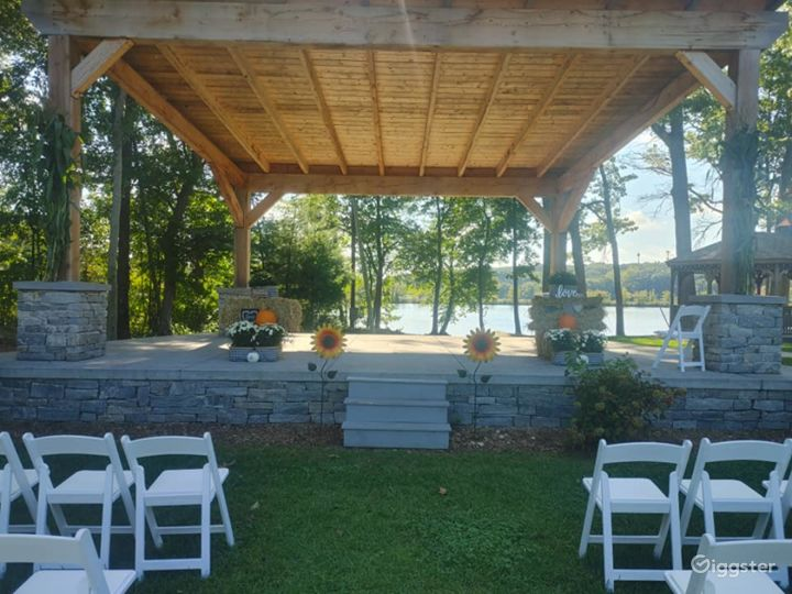 Scenic Amphitheatre for Events in North Providence Photo 3