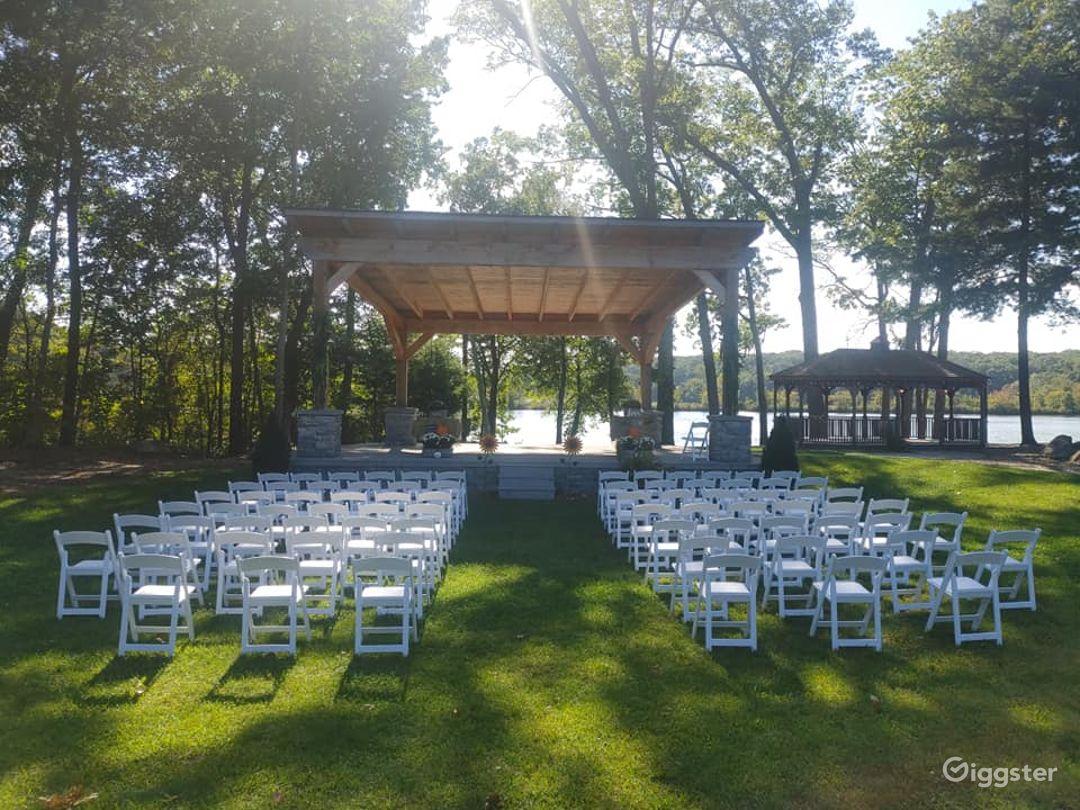 Scenic Amphitheatre for Events in North Providence Photo 1