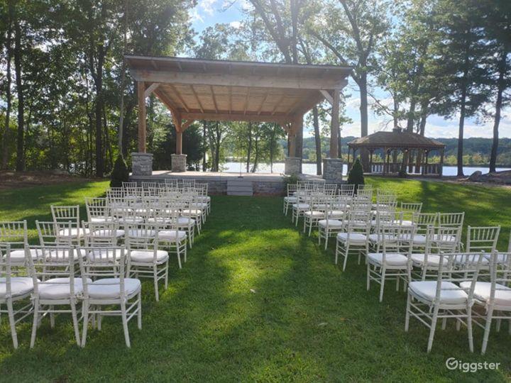 Scenic Amphitheatre for Events in North Providence Photo 5