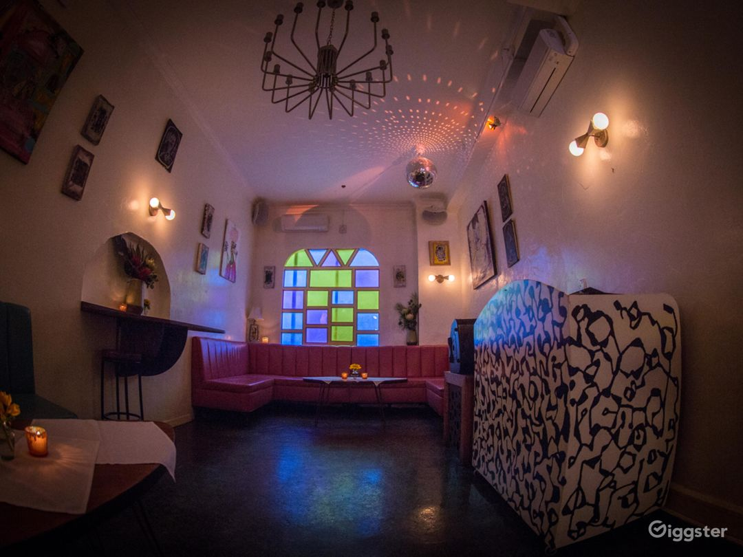 Bi-Level Bar and Club Space in Lower East Side Photo 2