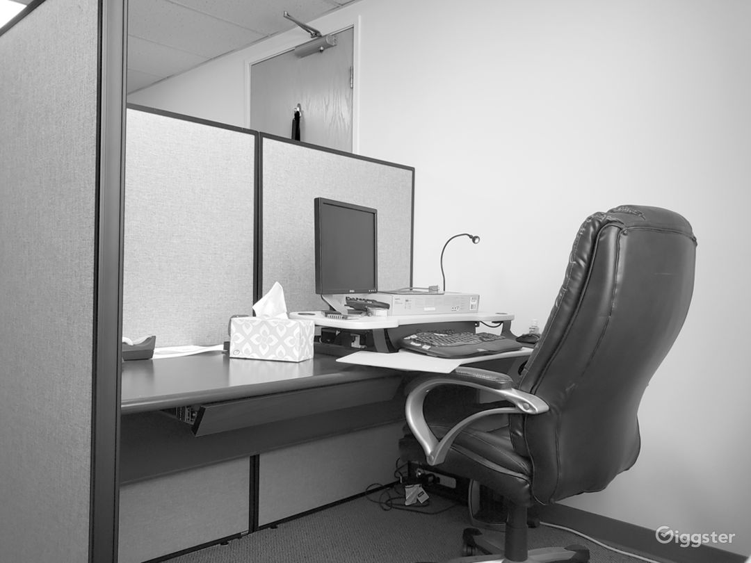 Day Office/Dedicated Desk at officeLOCALE
