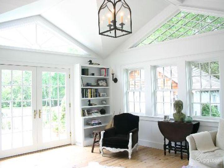 Hamptons shingled traditional home: Location 4086 Photo 2