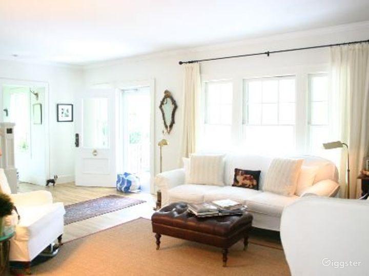 Hamptons shingled traditional home: Location 4086 Photo 4