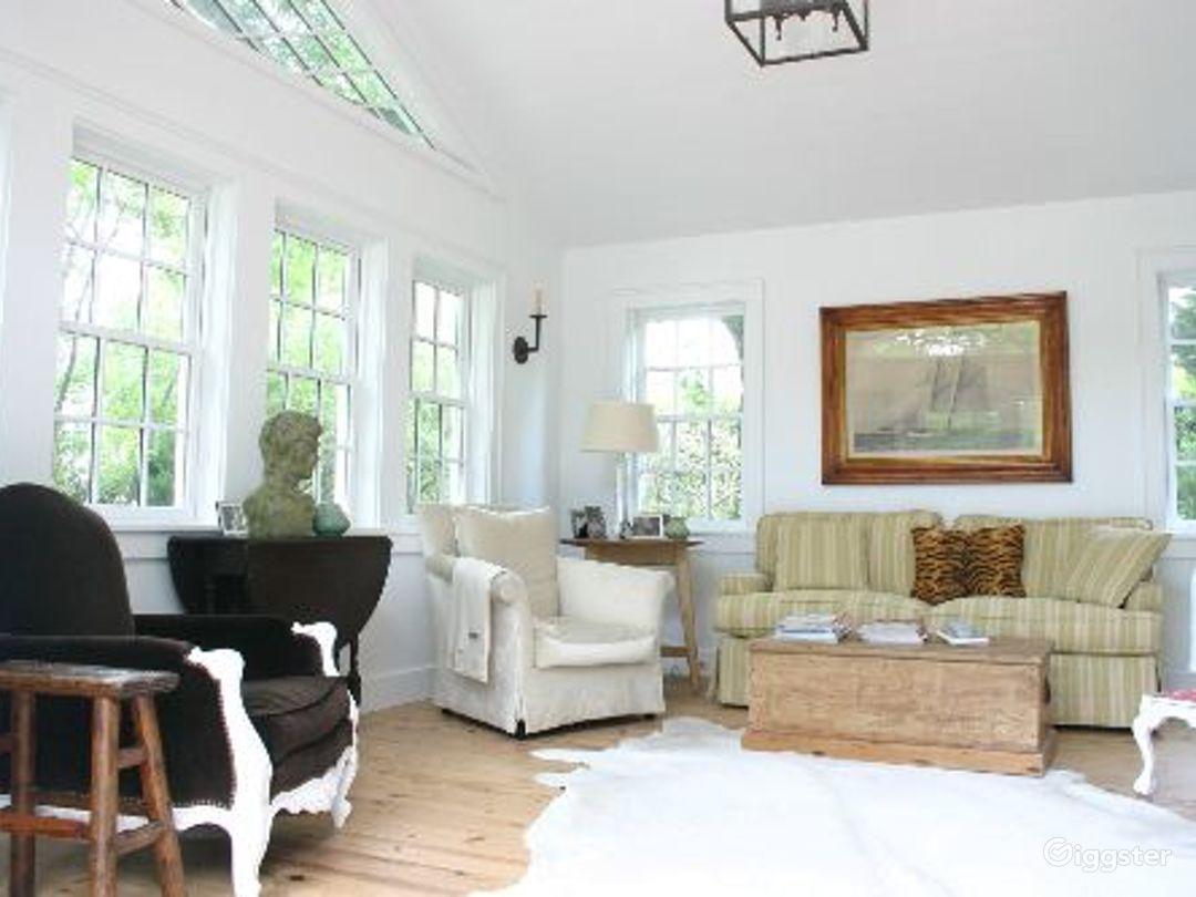 Hamptons shingled traditional home: Location 4086 Photo 1