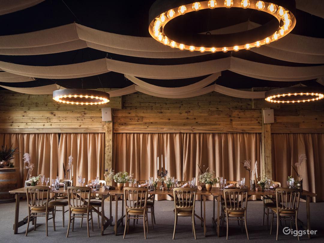 Main Reception / Dining Room