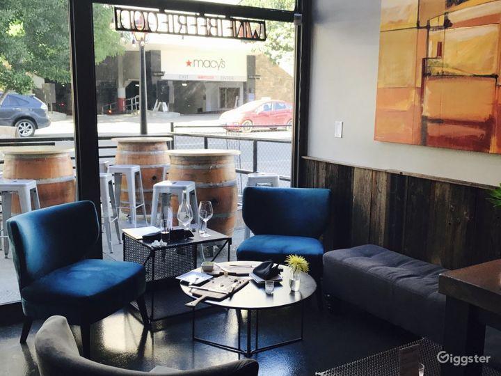A Modern-industrial interior Wine Bar in Sacramento Photo 4