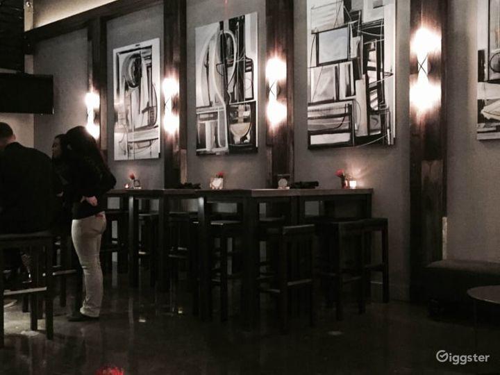 A Modern-industrial interior Wine Bar in Sacramento Photo 3