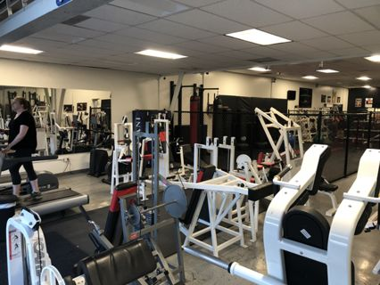 old school gym for filming | rent this location on giggster