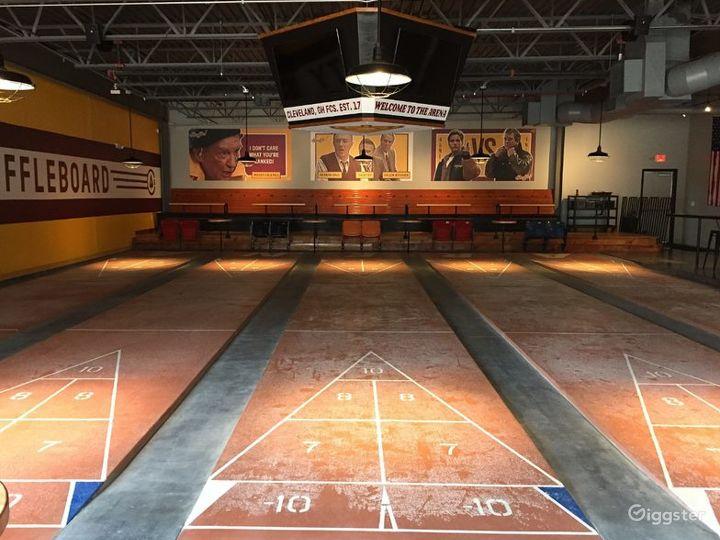 Shuffleboard Arena, Bar and Patio Buyout Photo 3