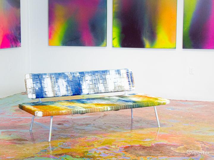 DTLA Creative Studio with indoor/outdoor space for Photo 4
