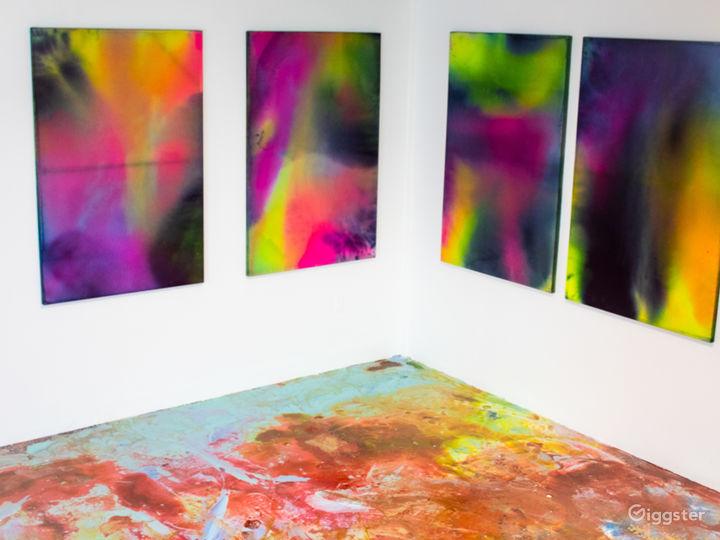 DTLA Creative Studio with indoor/outdoor space for Photo 3