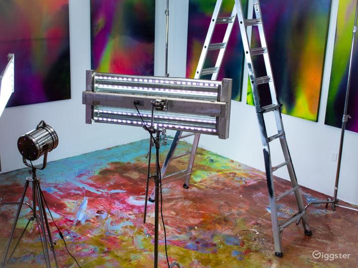 DTLA Creative Studio with indoor/outdoor space for Photo 2