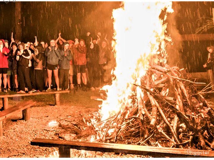 Fire Pit Group Programs Photo 2