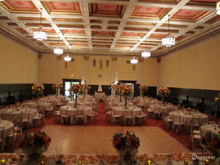 Grand Historical Masonic Hall Photo 2
