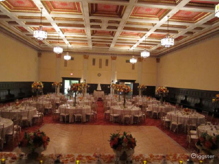 Grand Historical Masonic Hall Photo 5