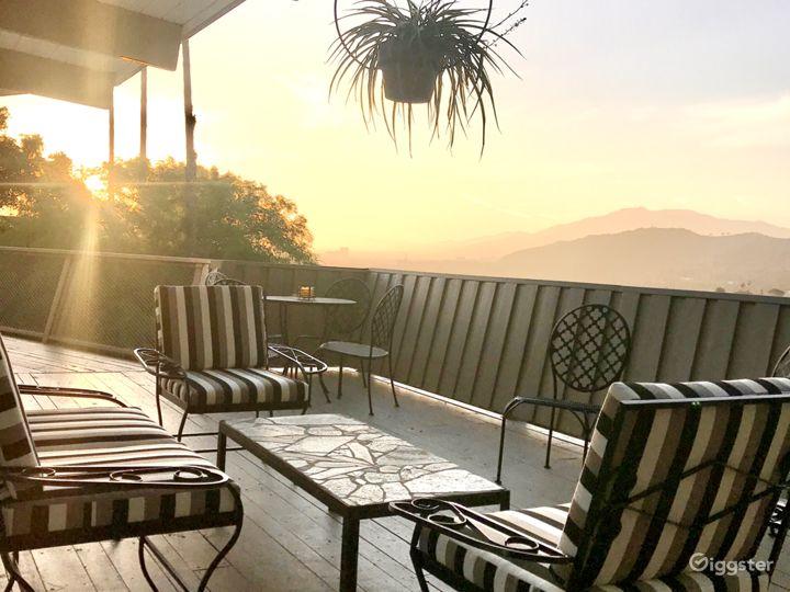 Deck Sunset Views
