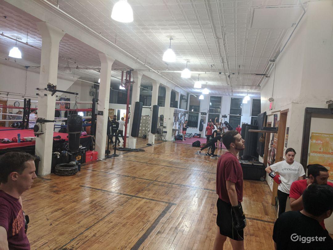 Boxing Gym Tribeca Photo 4