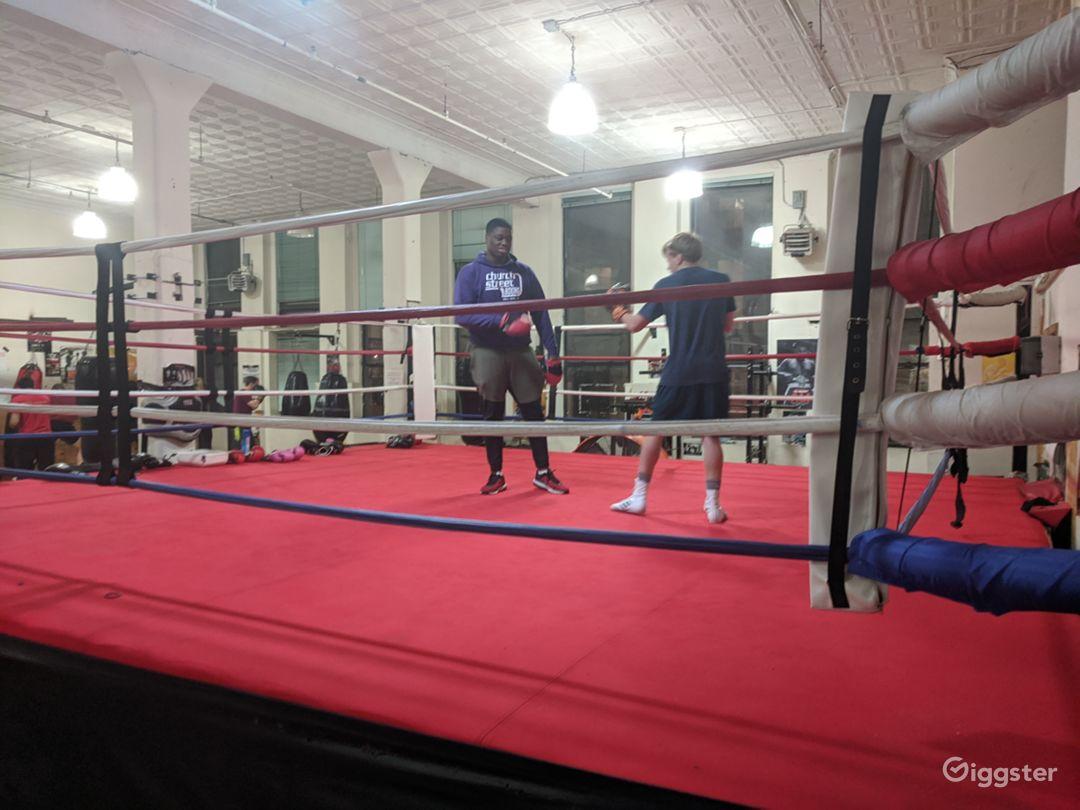 Boxing Gym Tribeca Photo 2