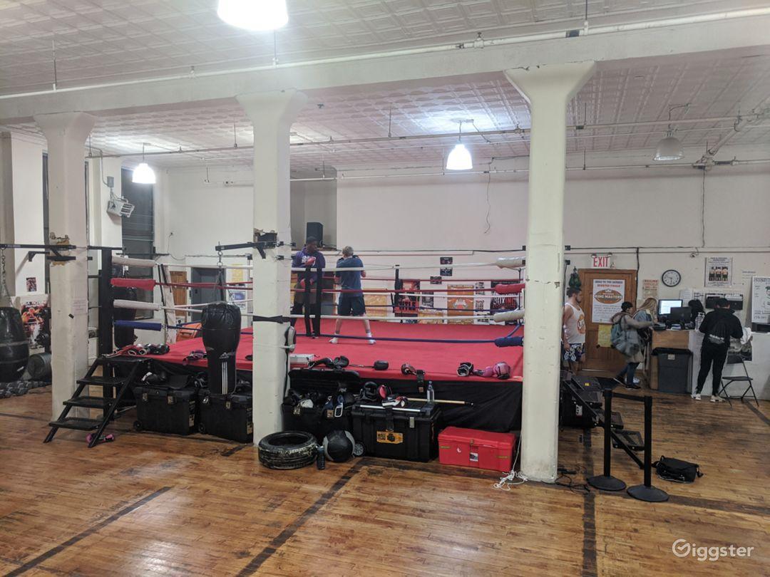 Boxing Gym Tribeca Photo 1
