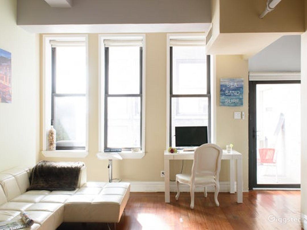 1 Bedroom Condo/Loft Space With  Outdoor Balcony Photo 1