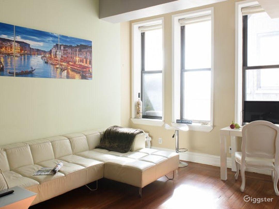 1 Bedroom Condo/Loft Space With  Outdoor Balcony Photo 4