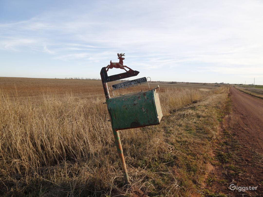 Grant county mailbox