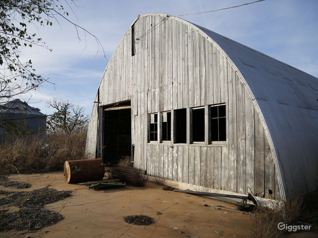 Grant county shed