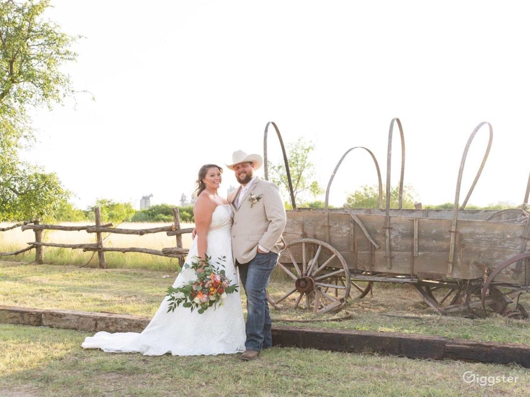 Beautiful Country Wedding Venue in New Braunfels Photo 1