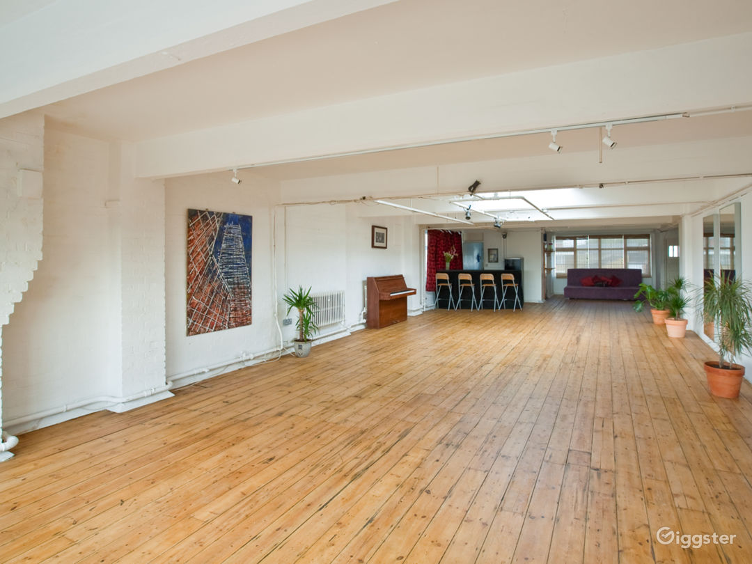 Funky space to hire - Entire Floor  Photo 1