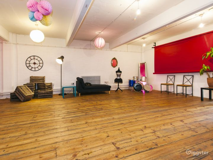 Funky space to hire - Entire Floor  Photo 2