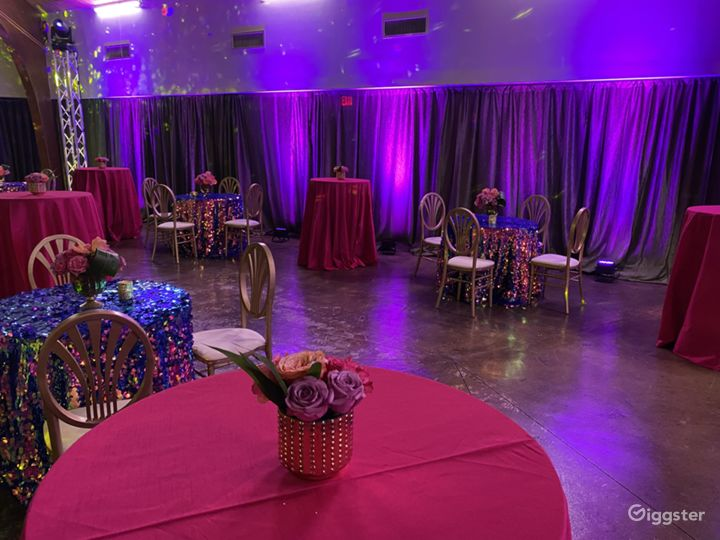 Extra Luxurious Event Space in Atlanta