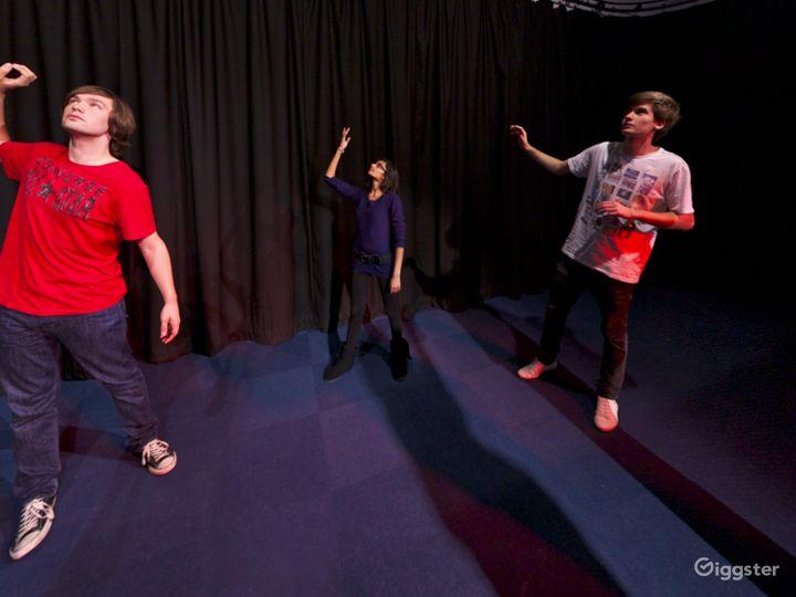 Atmospheric Drama Studio in London Photo 2