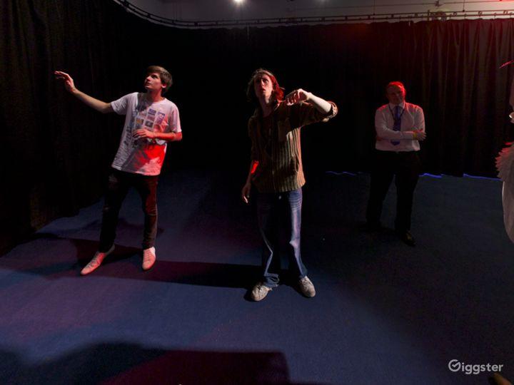 Atmospheric Drama Studio in London Photo 3