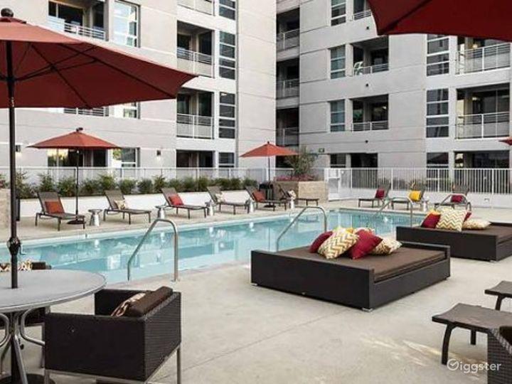 Community Pool in LA Photo 2