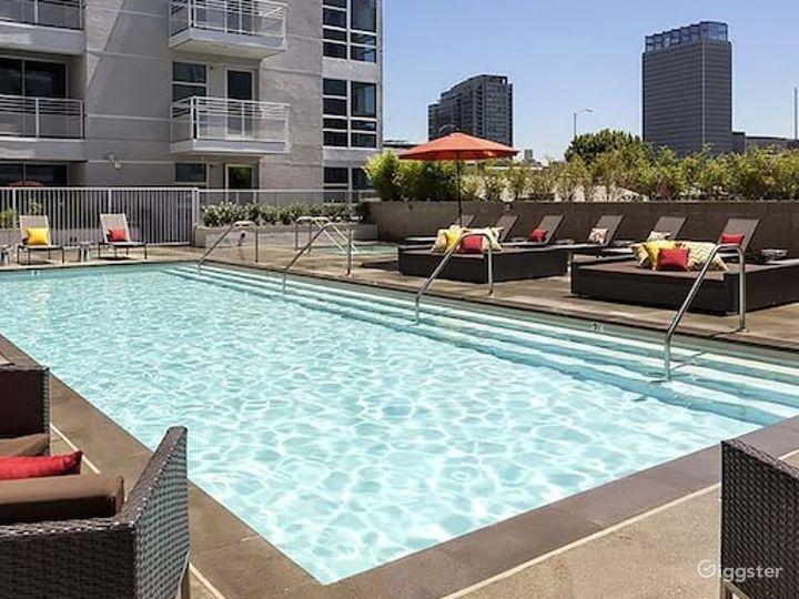 Community Pool in LA Photo 5