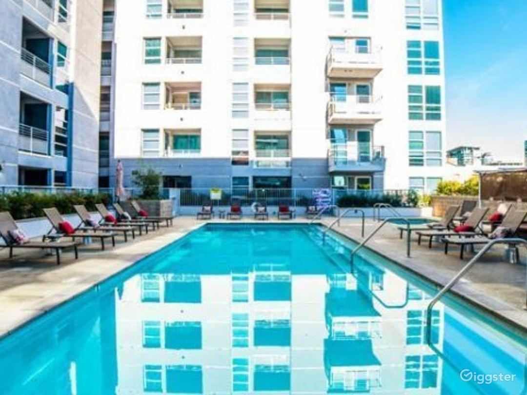 Community Pool in LA Photo 1