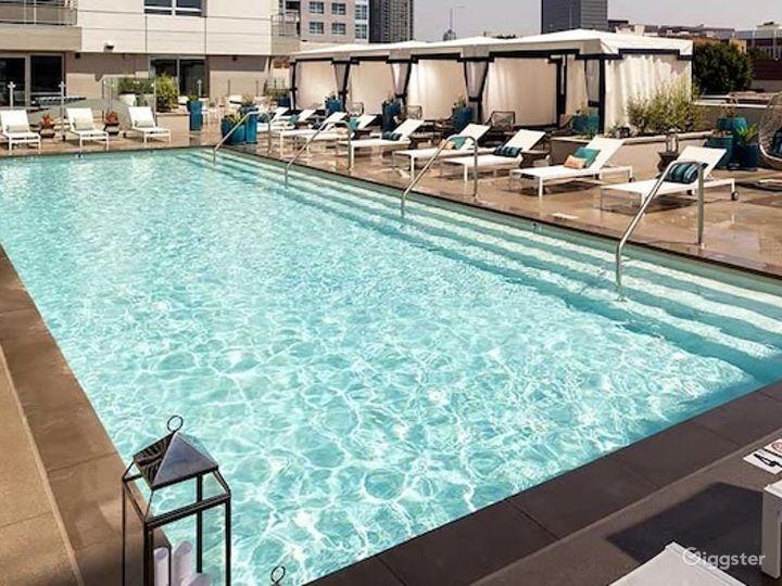 Community Pool in LA Photo 3
