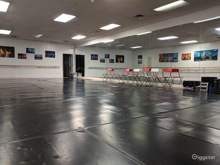 Pittsburgh Perfect Bigger Dance Studio