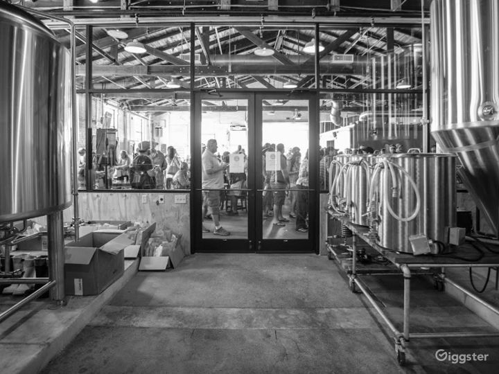 Contemporary Craft Brewery in the Heart of Historic Downtown DeLand for Buyout Photo 4