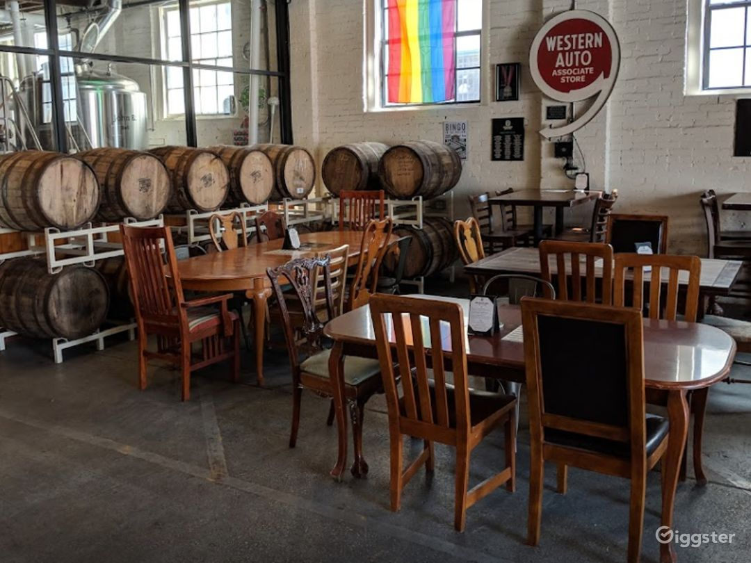 Contemporary Craft Brewery in the Heart of Historic Downtown DeLand for Buyout Photo 1