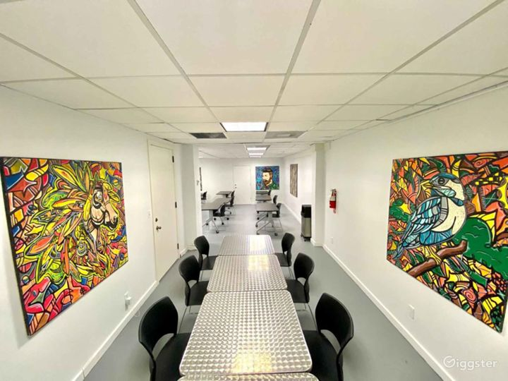 Flexible Training & Meeting Room in Downtown Miami Photo 4
