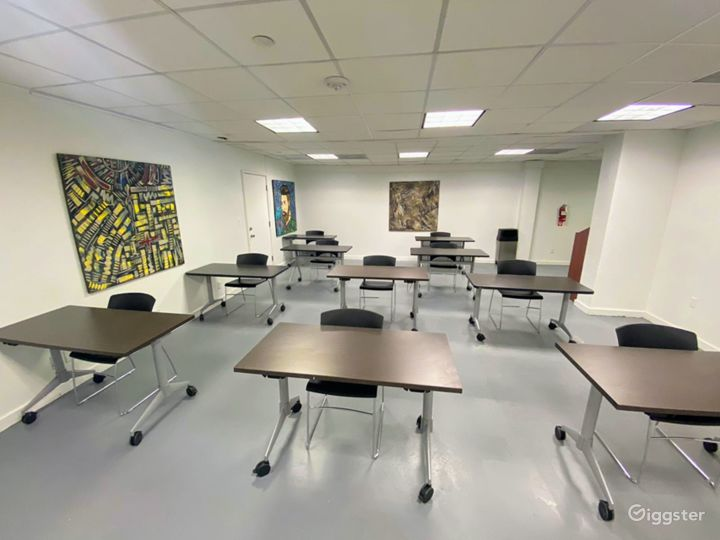 Flexible Training & Meeting Room in Downtown Miami Photo 2